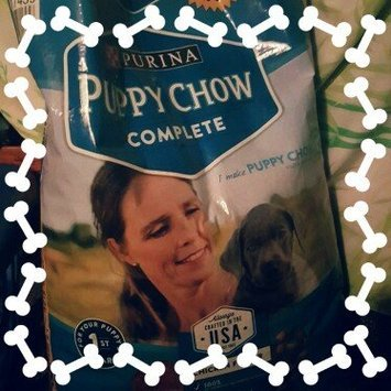 Purina Puppy Chow Complete Dog Food Bonus Size 18 lb. Bag uploaded by Faith M.