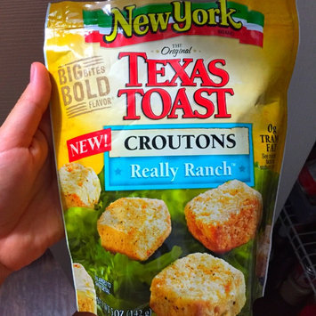 Photo of New York Brand® Texas Toast Really Ranch™ Croutons 5 oz. uploaded by Vera C.