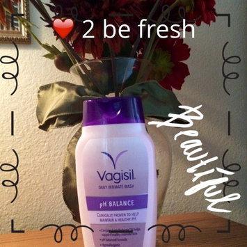 Vagisil Intimate Wash, pH Balance, 12 Ounce uploaded by Lacresha H.