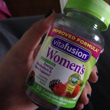 Photo of MISC BRANDS Vitafusion Women's Gummy Vitamins Complete MultiVitamin Formula uploaded by Elizabeth M.