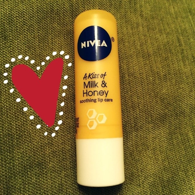 NIVEA Milk & Honey Soothing Lip Care uploaded by Ally G.