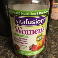 Vitafusion Women's Daily Multivitamin Gummy uploaded by Jennell M.