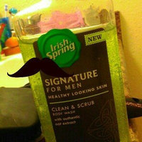 Irish Spring Signature for Men Clean & Scrub Body Wash uploaded by Brittany R.