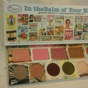 the Balm - In the Balm of Your Hand Greatest Hits Vol 1 Holiday Face Palette uploaded by Erika R.