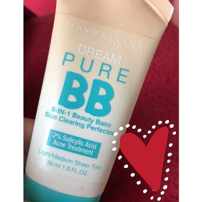 Maybelline Dream Pure BB Cream Skin Clearing Perfector uploaded by Miranda H.