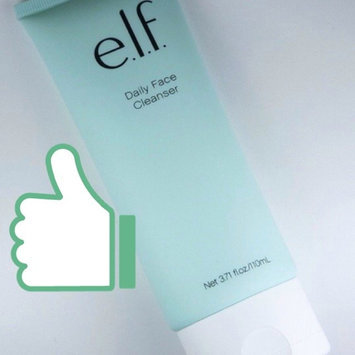e.l.f. Daily Face Cleanser uploaded by Olivia P.