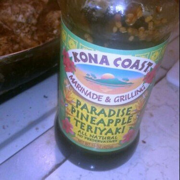 Photo of KONA COAST , Sauce Teriyaki Pardse Pna, 15 OZ (Pack of 6) uploaded by Stephanie l.