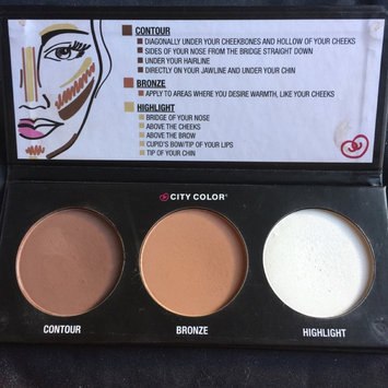 City Color Cosmetics Contour Effects Palette uploaded by Joseyka T.