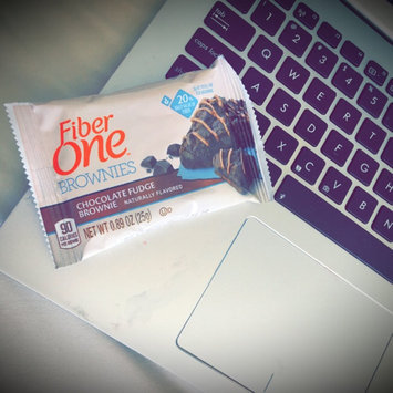 Photo of Fiber One 90 Calorie Chocolate Fudge Brownie uploaded by Nancy M.