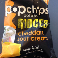 popchips Cheddar & Sour Cream Potato Chip uploaded by Sarah H.