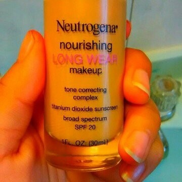 Neutrogena Nourishing Long Wear Foundation uploaded by Maria U.