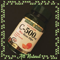 Nature's Bounty Vitamin C-500 mg Tablets - 100 CT uploaded by Alexis P.