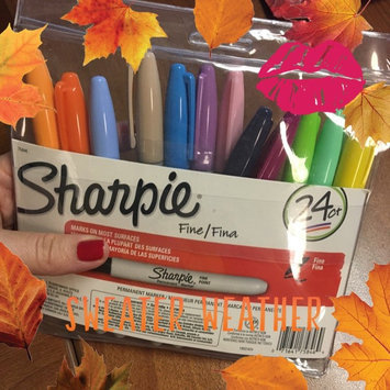 Photo of Sharpie Permanent Marker uploaded by Christie R.