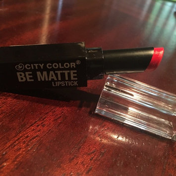 Photo of City Color Be Matte Lipstick uploaded by Catherine C.