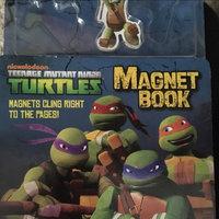 Teenage Mutant Ninja Turtle Magnet Book uploaded by Danielle M.