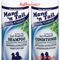 Mane 'n Tail Anti-Dandruff Daily Control Shampoo uploaded by Stephanie P.