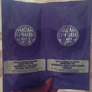 Photo of Madam C.J. Walker Beauty Culture Dream Come True Wonderful Deep Conditioning Masque uploaded by Yenny R.