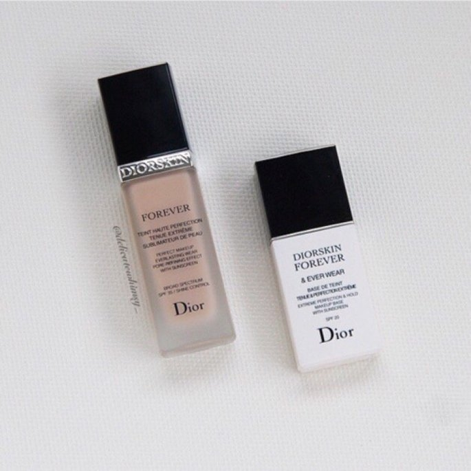 Dior 'Diorskin Forever & Ever Wear' Extreme Perfection & Hold Makeup Base SPF 20 uploaded by Frederica G.