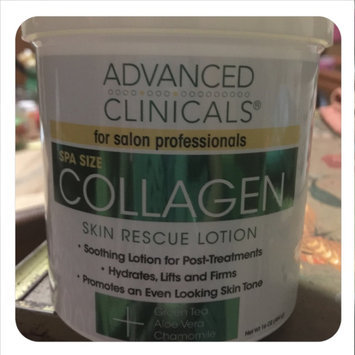 Carol Wright Gifts Advanced Clinicals Collagen Skin Rescue Lotion uploaded by Catherine T.
