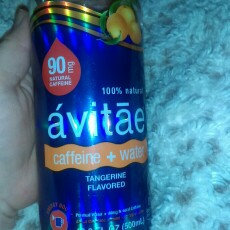 Avitae Caffeinated Water 90mg uploaded by Krista B.