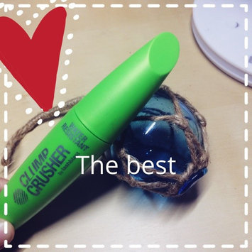 COVERGIRL Clump Crusher Water Resistant Mascara By LashBlast uploaded by Maika E.