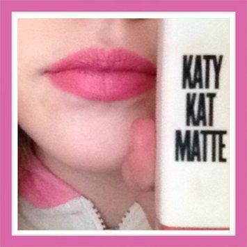 Photo of COVERGIRL Katy Kat Matte Lipstick uploaded by Ava A.