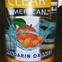 Sam's Choice: Clear American Mandarin Orange Water, 33.8 Fl oz uploaded by Alyssa H.