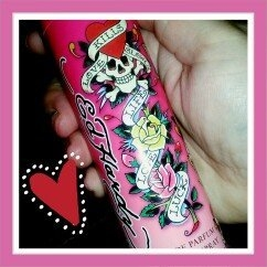 Christian Audigier Ed Hardy Eau De Parfum Spray for Women uploaded by Kristin R.