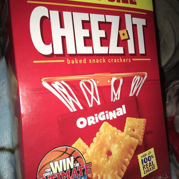 Cheez-It® Original Baked Snack Crackers uploaded by Elidia O.