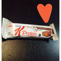 Special K® Kellogg's Double Chocolate Protein Meal Bar uploaded by Emily W.
