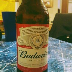 Photo of Budweiser Beer uploaded by Jessica A.