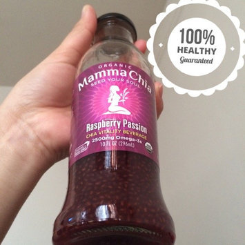 Photo of Mamma Chia Vitality Beverage Raspberry Passion uploaded by Athena Z.