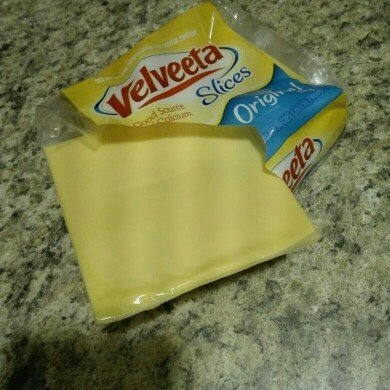 Velveeta Slices Original uploaded by Eliceth S.