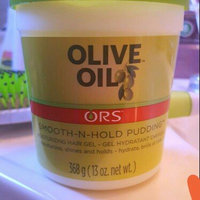 Olive Oil Organic Root Stimulator Smooth-N-Hold Pudding uploaded by Kira B.