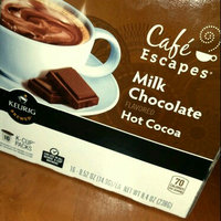 Keurig 00 Cafe Escapes Milk Chocolate Hot Cocoa uploaded by Heather B.