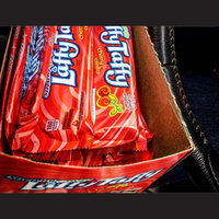 WONKA LAFFY TAFFY Stretchy and Tangy Cherry 1.5 oz. Package uploaded by Amy B.
