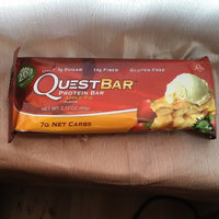 QUEST NUTRITION Apple Pie Protein Bar uploaded by Mandy K.