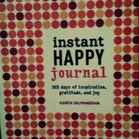 Instant Happy Journal: 365 Days Of Inspiration, Gratitude, And Joy uploaded by Sacha B.