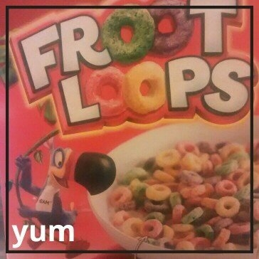 Kellogg's Froot Loops Cereal uploaded by Mijidra T.