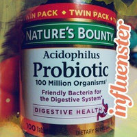 Nature's Bounty Extra Strength Probiotic Acidophilus uploaded by Ashley M.