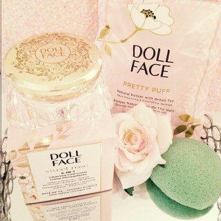 Photo of Doll Face Sweet Rose 5-in-1 Cleansing Cold Cream uploaded by Stephanie B.