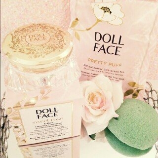 Doll Face Sweet Rose 5-in-1 Cleansing Cold Cream uploaded by Stephanie B.