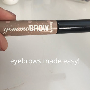 Benefit Speed Brow Tinted Eyebrow Gel uploaded by Stephanie M.