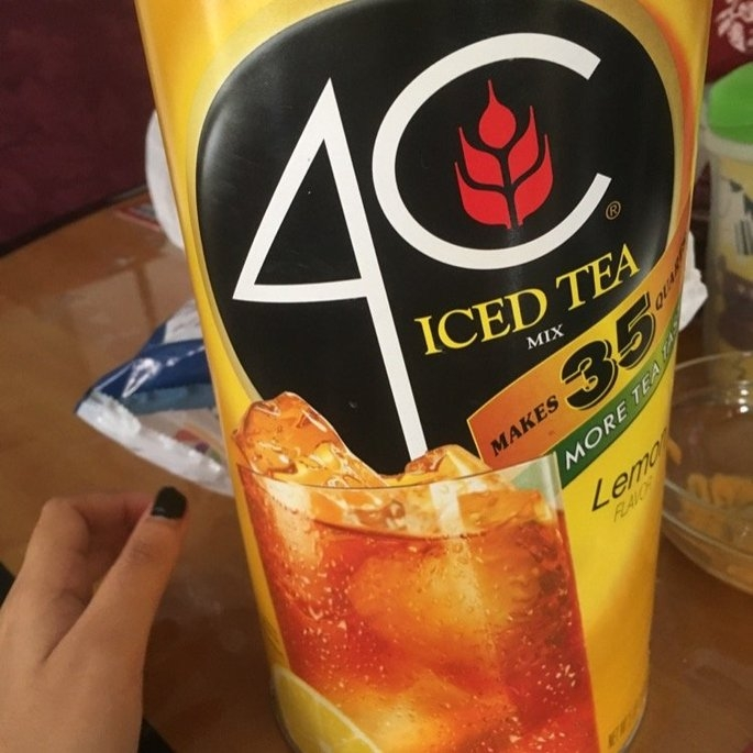 4C® Lemon Iced Tea Mix uploaded by Kristyna J.