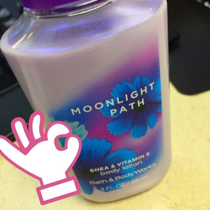 Bath & Body Works Moonlight Path Body Lotion uploaded by Danielle G.