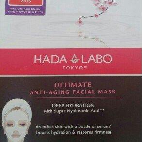 Hada Labo Tokyo Ultimate Anti-Aging Facial Mask, .7 fl oz uploaded by Ishara G.