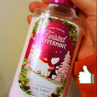 Bath & Body Works Holiday Traditions Twisted Peppermint Body Lotion uploaded by Missy H.