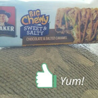 Quaker Big Chewy Sweet & Salty Caramel Popcorn Crunch uploaded by Jessica V.