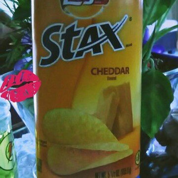 Photo of LAY'S® STAX® Cheddar Flavored Potato Crisps uploaded by Angel L.