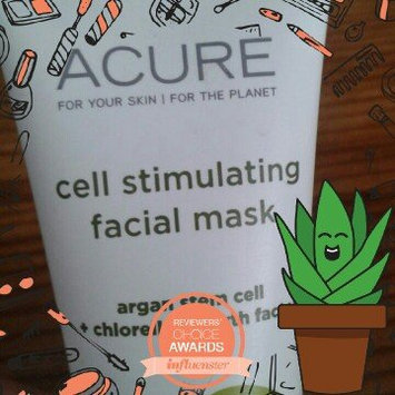 Photo of Acure Organics Brightening Facial Scrub uploaded by f r.
